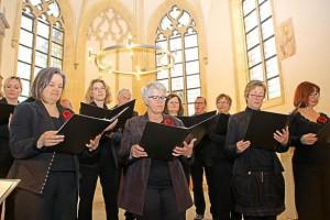 Con fuego singt zur Eröffnung der Woche der Brüderlichkeit
