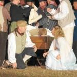 Henrich und Anna treffen sich zum ersten Mal